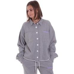 vaatteet Naiset Takit La Carrie 092M-TJ-320 Harmaa