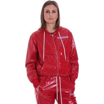 vaatteet Naiset Takit La Carrie 092M-TJ-430 Punainen