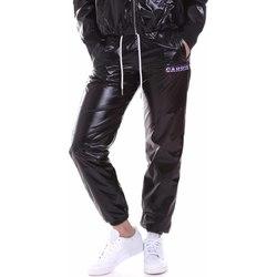 vaatteet Naiset Verryttelyhousut La Carrie 092M-TP-411 Musta