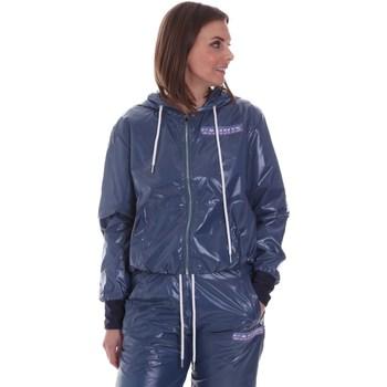vaatteet Naiset Takit La Carrie 092M-TJ-440 Sininen
