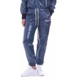 vaatteet Naiset Verryttelyhousut La Carrie 092M-TP-441 Sininen