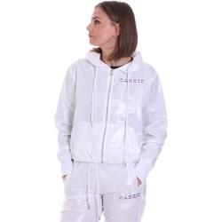 vaatteet Naiset Takit La Carrie 092M-TJ-420 Valkoinen