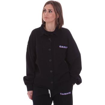 vaatteet Naiset Takit La Carrie 092M-TJ-310 Musta
