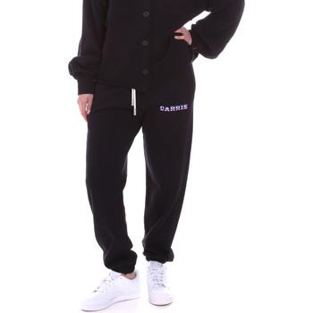 vaatteet Naiset Verryttelyhousut La Carrie 092M-TP-311 Musta