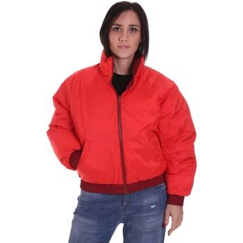vaatteet Naiset Toppatakki Levi's 23456-0001 Punainen