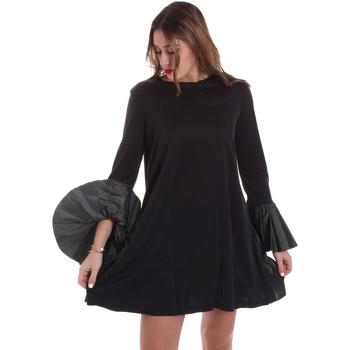 vaatteet Naiset Mekot Jijil JPI19AB380 Musta