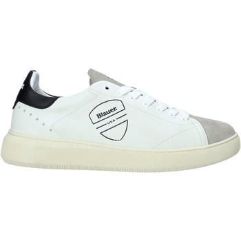 kengät Miehet Tennarit Blauer F0KEITH02/LES Valkoinen