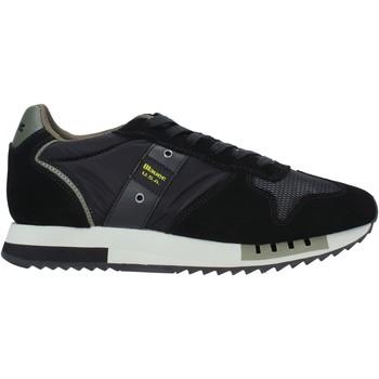 kengät Miehet Tennarit Blauer F0QUEENS01/CAM Musta