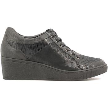 kengät Naiset Bootsit Grunland SC2062 Musta