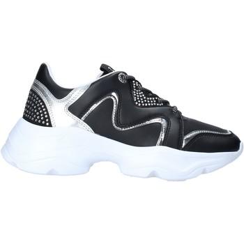 kengät Naiset Tennarit Manila Grace S013EW Musta