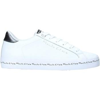 kengät Naiset Tennarit Manila Grace S046LU Valkoinen