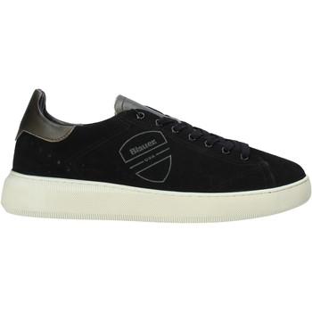 kengät Miehet Tennarit Blauer F0KEITH02/SUW Musta