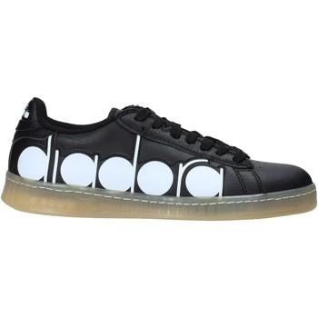 kengät Naiset Matalavartiset tennarit Diadora 501.174.047 Musta