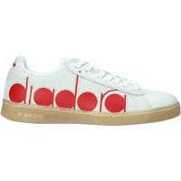 kengät Naiset Matalavartiset tennarit Diadora 501.174.047 Valkoinen