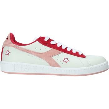 kengät Naiset Matalavartiset tennarit Diadora 501.174.329 Valkoinen