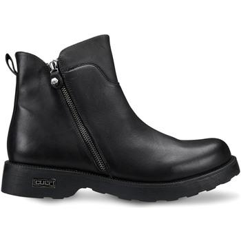 kengät Miehet Bootsit Cult CLE104212 Musta