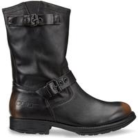 kengät Miehet Bootsit Cult CLE104217 Musta