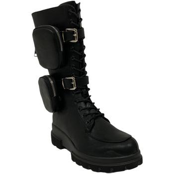 kengät Naiset Bootsit Gold&gold B20 GA639 Musta