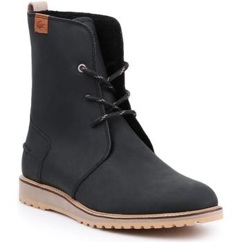 kengät Naiset Nilkkurit Lacoste 34CAW0002 black