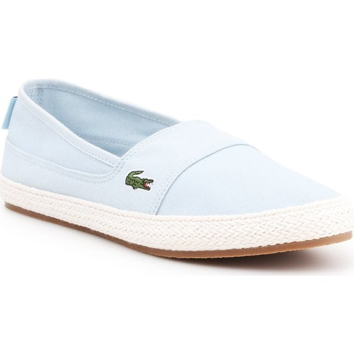 kengät Naiset Matalavartiset tennarit Lacoste Marice 218 1 CAW 7-35CAW004252C blue