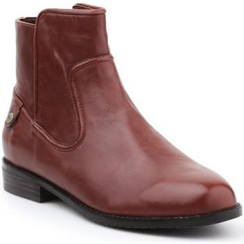 kengät Naiset Nilkkurit Lacoste lifestyle 30SRW0020 brown