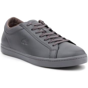 kengät Miehet Matalavartiset tennarit Lacoste 30SRM4015 grey