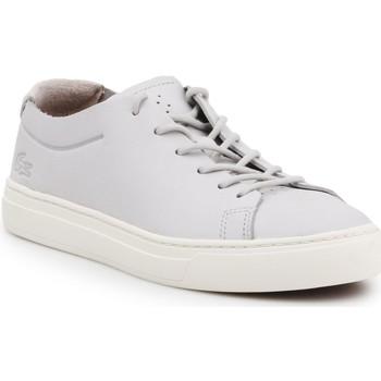 kengät Naiset Matalavartiset tennarit Lacoste 7-35CAW0017235 grey
