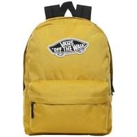 laukut Reput Vans Realm Backpack Keltaiset