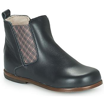 kengät Tytöt Bootsit Little Mary ARON Sininen