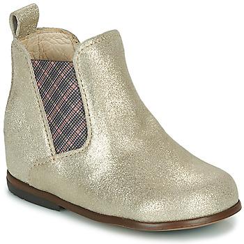 kengät Tytöt Bootsit Little Mary ARON Hopea