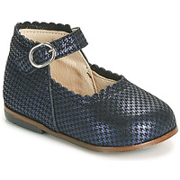 kengät Tytöt Balleriinat Little Mary VOCALISE Sininen