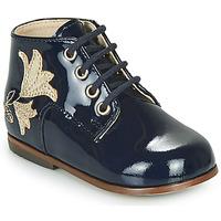 kengät Tytöt Korkeavartiset tennarit Little Mary MEIGE Sininen