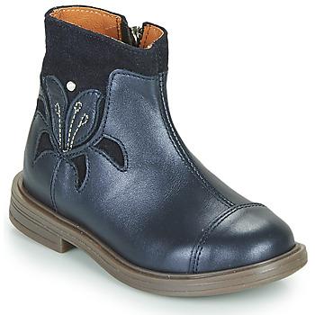 kengät Tytöt Bootsit Little Mary ELIANE Sininen