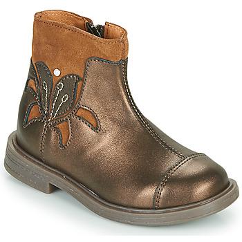 kengät Tytöt Bootsit Little Mary ELIANE Kulta
