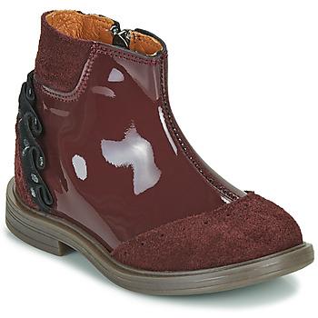kengät Tytöt Bootsit Little Mary ELSIE Punainen