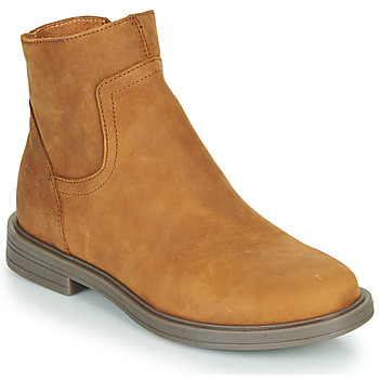 kengät Tytöt Bootsit Little Mary ELIETTE Ruskea