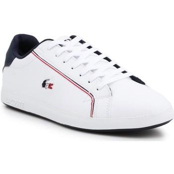 kengät Miehet Matalavartiset tennarit Lacoste 7-37SMA0022407 Multicolor