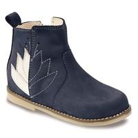 kengät Tytöt Bootsit Little Mary KARRY Sininen