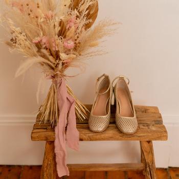 kengät Naiset Korkokengät Céleste MIRABELLE Kulta