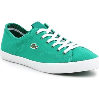 kengät Naiset Matalavartiset tennarit Lacoste Ramer 7-27SPW3100GG2 green