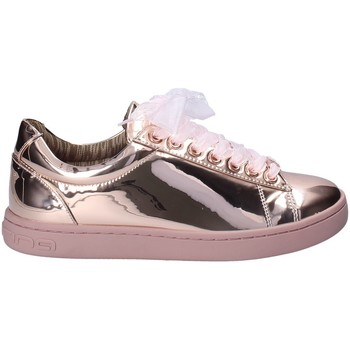 kengät Naiset Tennarit Fornarina PIFAN9607WPA5100 Vaaleanpunainen