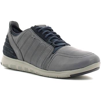 kengät Miehet Matalavartiset tennarit Geox U620DA 0CL22 Sininen