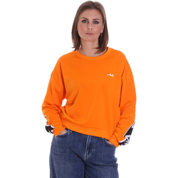 vaatteet Naiset Svetari Fila 687693 Oranssi