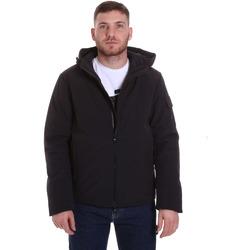 vaatteet Miehet Pusakka Refrigiwear RM8G09800XT2429 Musta