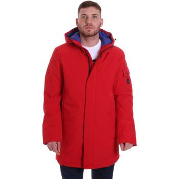 vaatteet Miehet Parkatakki Refrigiwear RM8G09900XT2429 Punainen