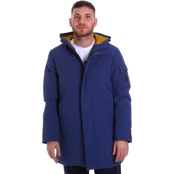 vaatteet Miehet Parkatakki Refrigiwear RM8G09900XT2429 Sininen