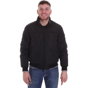 vaatteet Miehet Pusakka Navigare NV67062 Musta