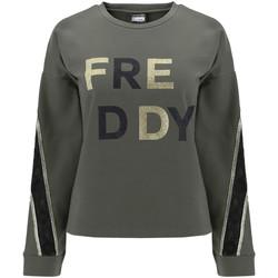 vaatteet Naiset Svetari Freddy F0WSDS5 Vihreä