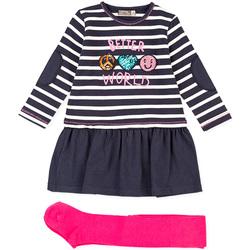 vaatteet Lapset Kokonaisuus Losan 026-8031AL Sininen