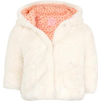 vaatteet Lapset Takit Losan 028-2001AL Valkoinen